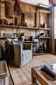15 Cozy Rustic Living Room Ideas & Design You'll Love Casa Magnolia, Interior Decorating, Interior Design, Rustic Interiors, Interior Inspiration, Inspiration Boards, Rustic Decor, Interior And Exterior, Home Fashion