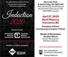 Canadian Medical Hall of Fame Professor, Conference, Medicine, Science, Education, Teacher, Medical, Science Comics, Educational Illustrations