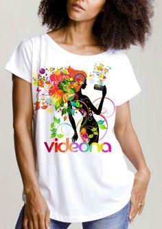 Camiseta Chica #crowdfunding Videona app  @Indiegogo http://kcy.me/1ahvm