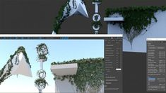 A new Ivy Generator plugin for Max developed by Guillermo Leal has been just released, replacing the original Ivy Grow script by Guruware. 3ds Max Tutorials, Scripts, Ivy, Hedera Helix