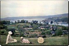 Rumelihisarı Kekiktepe'den Boğaziçi - 1929   Natali AVAZYAN (@NataliAVAZYAN) | Twitter sayfasından Medya Tweetleri