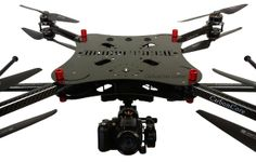 Copterlab unveil new CarbonCore Cortex mounted with Canon EOS 5D Mark III http://copterlab.com/en/carboncore-cortex-x8