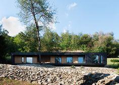 Hideg House par Béres Architects - Journal du Design