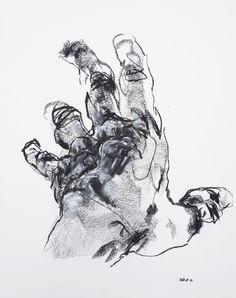 Figure Drawings by Derek Overfield - Page 6