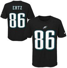 7ccabd5be19 Nike Zach Ertz Philadelphia Eagles Pride Player T-Shirt