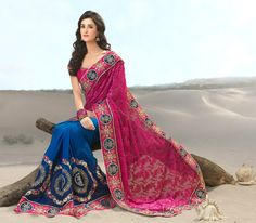Indian Sarees perfect dress with full charm grace