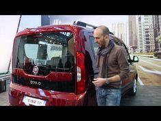 Nuovo Fiat Doblò 2015 al centro stile - YouTube