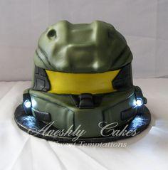 Halo cake. More