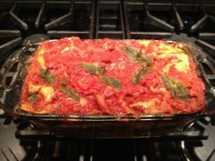 Spinach Lasagna Recipe - Curry evokes thoughts of the deep rich flavors of India, but I also think of the excessive oil used in the preparation. My colorful recipe allows for only the deep flavors without the use of any oil.