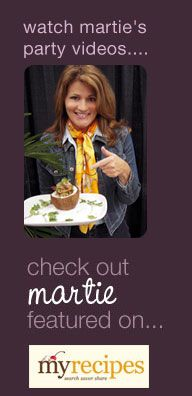 Fabulous affordable ideas for parties, weddings and entertaining!  Plus LOTS of delicious recipes!  Yum