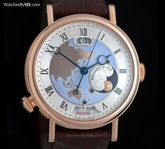 Watches by SJX: Up Close With The Breguet Hora Mundi Singapore Edi...