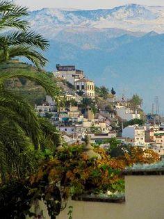 Granada, Spain Barranco del Abogado