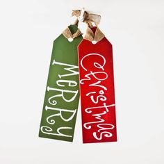Holiday cheer, in the form of Christmas crafts, has been filling our stores for the last few weeks. Christmas Wood Crafts, Merry Christmas Sign, Christmas Signs Wood, Christmas Door, Holiday Crafts, Christmas Decorations, Wood Tags, Wood Gifts, Wood Creations
