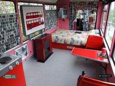 Sleep in a Tram or Railway car in comfort - in Holland---  Europe always has the coolest stuff!