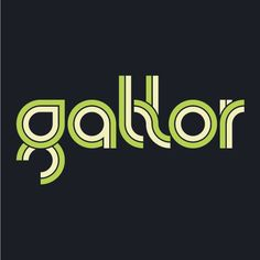 Galtor Typeface - Galtor is a clean geometric typeface which is applicable for any type of graphic design, print, and perfect for t-shirts and logos.