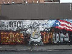 Big Pun Mural 2010