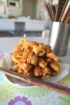 The Crunchiest Pork Crackling Ever!
