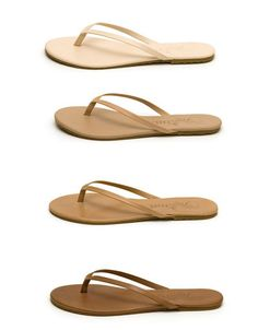 Tkees!! Once you have a pair of these you will never wear another brand of Flip Flops ever again!!