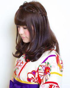 tatsuya kitagawaさんはInstagramを利用しています:「today's hair style☆ 左サイドはウォーターフォールを入れたハーフアップスタイル☆ 袴、和装、卒業式など 洋装でもいけちゃうスタイルです(^^) . 衣裳協力 @bphotoworks @shimazu.5160 ありがとうございました。 #ヘアセット #セット #ヘアアレンジ #アレンジ #ハーフアップ #ウォーターフォール #編み込み #ワンカール #ヘアアクセサリー #シンプル #和装 #卒業式 #結婚式 #ルーズ #フェミニン #ブライダル #パーティー #二次会 #ファッション #メイク #ありがとう #京都 #京都駅前 #美容室 #t2style #love #hairset #courarir #courarirkyotoekimae #kyoto」