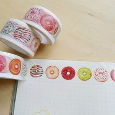 # DETAILS # - Listing is for 1 roll of washi tape. - Measures approx 25mm x 10m. - Perfect for scrapbooking, making labels, marking your…