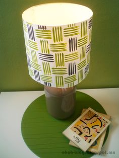 Ohoh Blog - diy and crafts: DIY lamp with a bottle + Tutorial / Lampara con una botella