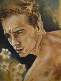 In progress:  Narcissus by nimroderriver.deviantart.com on @deviantART
