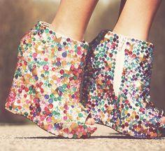 Bedazzle my kicks