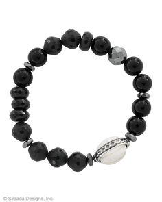 Blackboard Stretch Bracelet, Bracelets - Silpada Designs $49