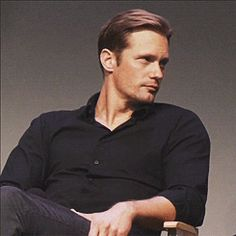 Beautiful..just beautiful. Alexander Skarsgard