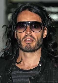 Russell Brand Arrives In Melbourne
