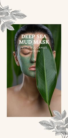 This face mask helps to cleanse and exfoliate debris and skin cells on the surface of the skin. The Vulcanus Kaolin is a clay mineral which helps to absorb excess oils, leaving your skin feeling clean and rejuvenated. Clay Minerals, Dead Sea Mud, Health Tips For Women, Health Quotes, Wellness Tips, Health Benefits, Your Skin, Cleanse, Surface