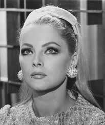 Virna Lisi  Italian actress, played in one of  Peter Sellers movies. Absolutely beautiful in everyway.