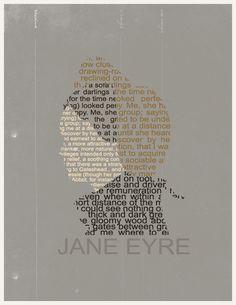 Jane Eyre. Movie Poster. Designs.