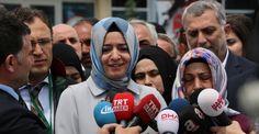 Bakan Kaya Silivri Cezaevi önünde açıklamalarda bulundu