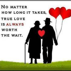 You are soooooooooooooooooooo worth it.. when it is right for us, I want to grow old with you!!