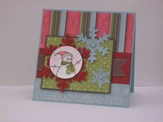 Snowman mojo by vicnvin - Cards and Paper Crafts at Splitcoaststampers