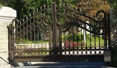 Wrought Iron Originals | Factory Direct Custom Wrought Iron Gates