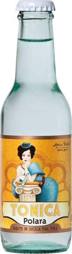 vintage acqua tonica Polara Antica ricetta. Andrea Baglieri BomaStudio © 2009 - bibite, soft drink, boisson