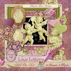 Love Letters Add-On 01 by Pamela Rose Designs