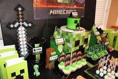 A Minecraft Birthday