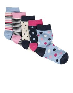 Multi Print Socks