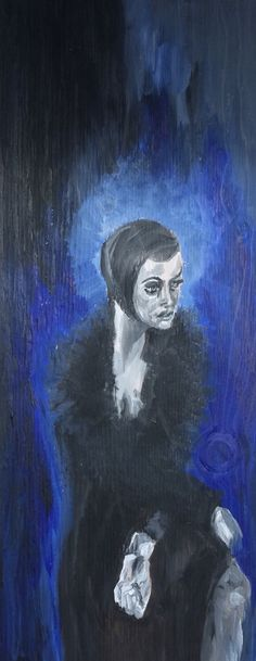 #Painting #Blue