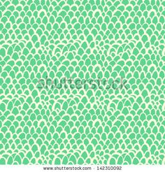 Nautical pattern inspired by tropical fish skin in aqua blue color. Texture for web, print, wallpaper, home decor, spring summer fashion fab...