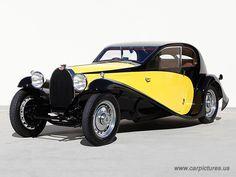 1930 Bugatti   1930 Bugatti Type 46 Super profile Coupe