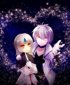 Add and Eve (a popular couple with many fans) from the popular MMORPG, Elsword. Elsword Anime, Add Elsword, Fictional World, Awesome Anime, Funny Art, Anime Style, Anime Couples, Anime Art, Kitty