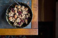 Cranberry Almond Granola