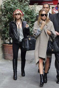 1000 Images About Style Icon The Olsens On Pinterest