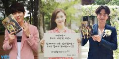 Ha Ji Won, Lee Jin Wook & Yoon Kyoon Sang celebrate the conclusion of 'The Time I've Loved You.' Watch the finale here