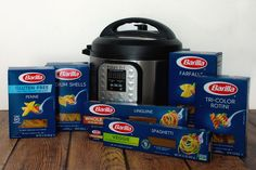 How to Cook Pasta in the Instant Pot / Electric Pressure Cooker (Pressure Cooking Today) Best Electric Pressure Cooker, Power Pressure Cooker, Pressure Cooker Recipes, Slow Cooker, Electric Cookers, Pressure Pot, Rice Cooker, Fun Cooking, Cooking Time