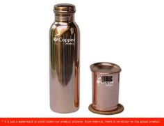 Visit and browse our website copper utensils online to shop for an exquisite range of copper water bottles at exciting prices. You can choose from our exclusive range of pure copper water bottles available in different sizes. All our copper water bottles are crafted using traditional hammering technique which gives them an authentic look. Based on your needs and preferences you can choose the one that suits your style. We are also engaged in the manufacturing, wholesale and retail business…